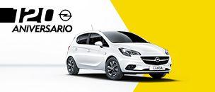 Opel Corsa 120 aniversario