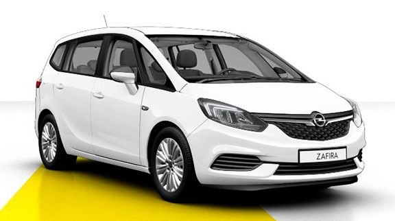 Free2Move Lease Zafira