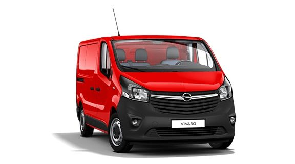 Free2Move Lease Vivaro Furgón