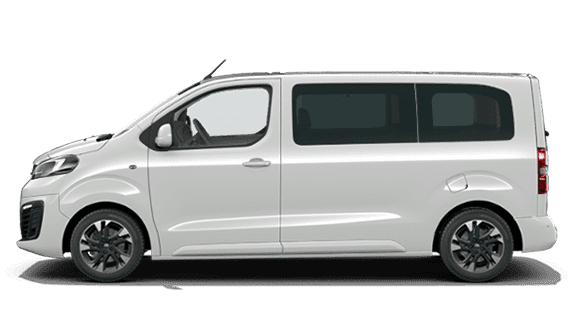 Free2Move Lease Zafira Life