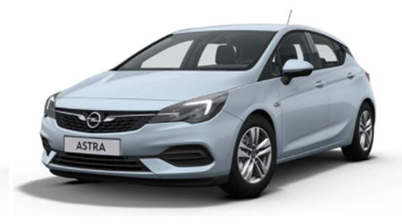 Free2Move Lease Astra