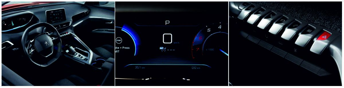 Experiencia amplificada con el SUV Peugeot 3008