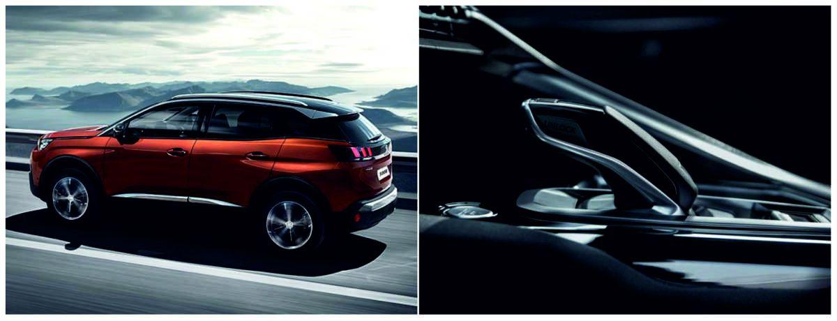 La tecnología ingeniosa del SUV Peugeot 3008