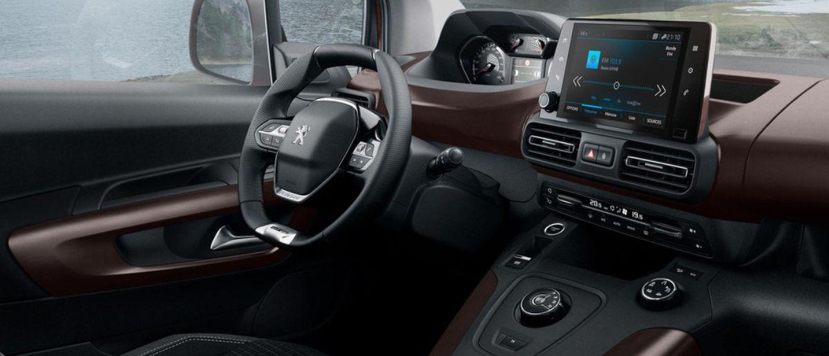 Peugeot i-Cockpit Invitación a Conducir