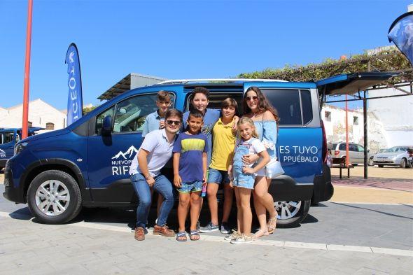 Peugeot Rifter niños Chiclana