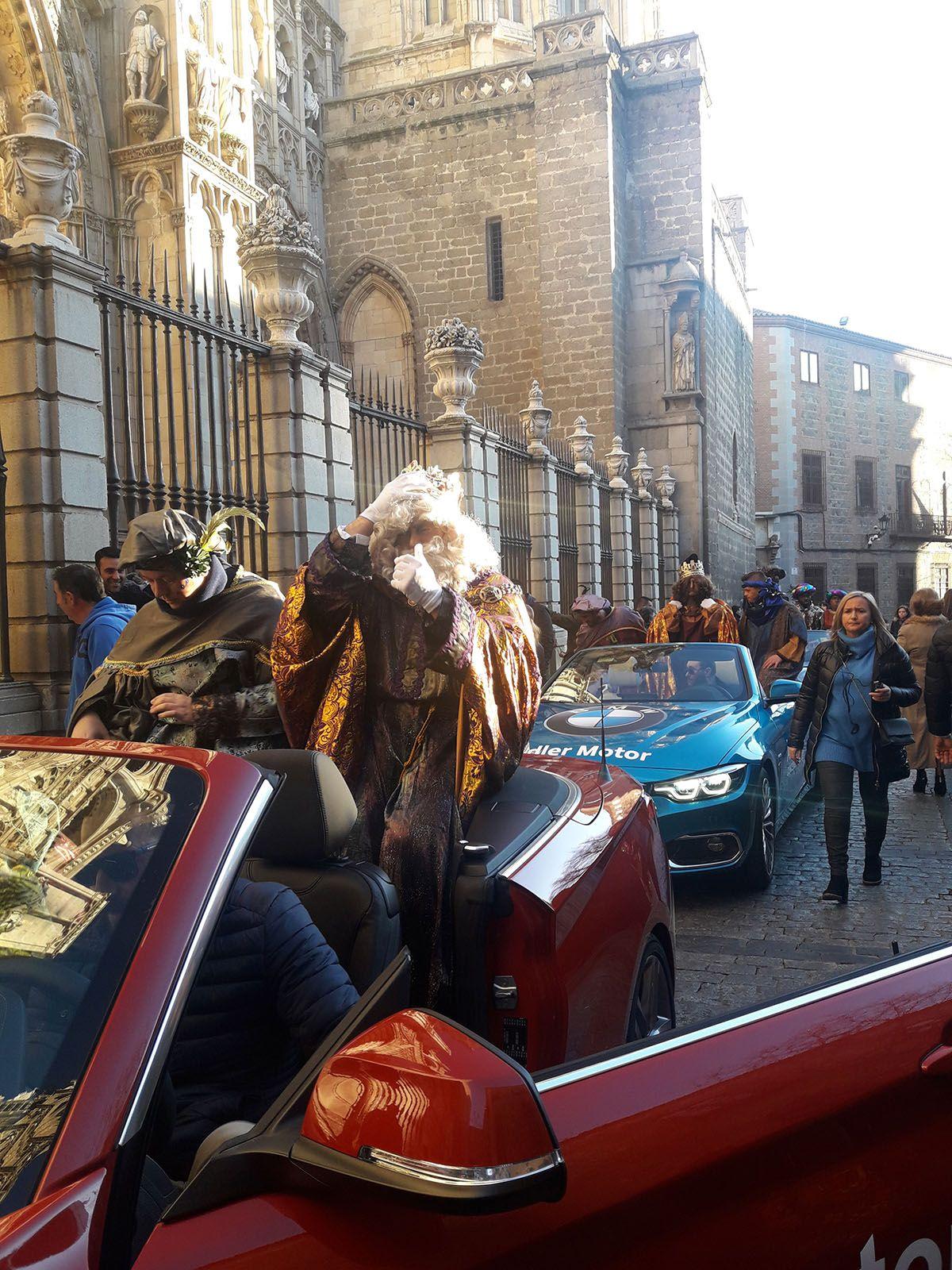 los reyes magos toledo en 3 bmw cabrio adler motor ofertas coche ofertas bmw