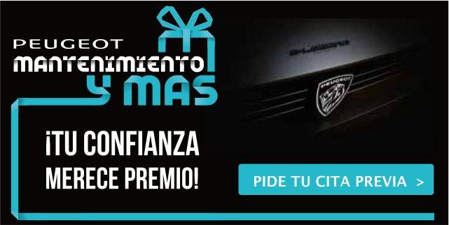 Premios Mantenimiento Peugeot Chiclana