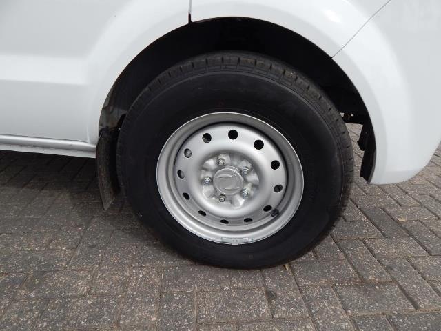 Vista rueda delantera