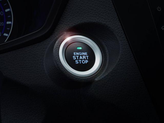 Vista botón encendido
