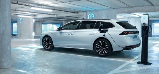 Nuevo Peugeot 508SW Híbrido