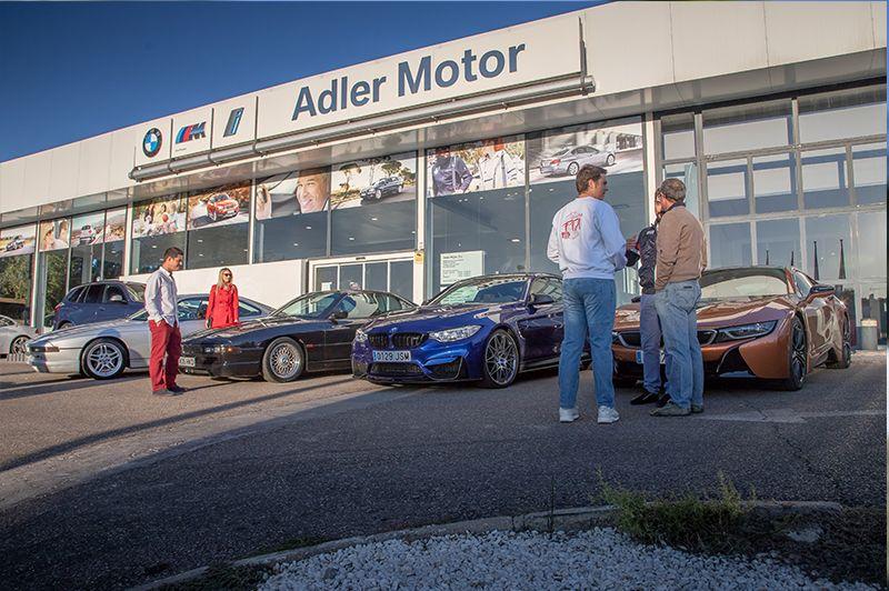 bmw adler motor toledo ruta coche evo magazine bmw m2 bmw i8 bmw serie 8 bmw z4 ofertas coche ofertas bmw