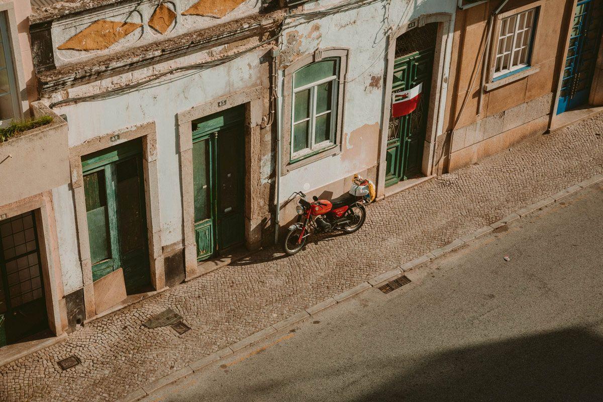 Calles de Portugal