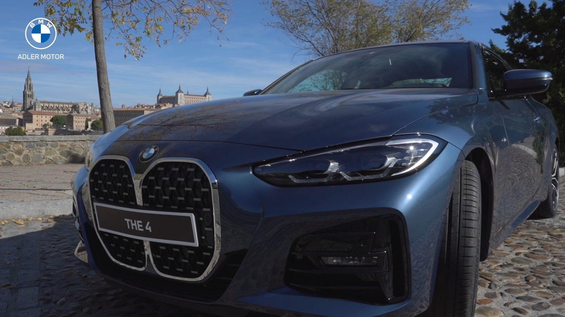 BMW Serie 4 Coupe. Adler Motor. BMW y MINI en Toledo y Talavera. Concesionario oficial y taller autorizado. Venta de vehiculos nuevos, y bmw de ocasion y segunda mano.